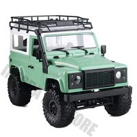1/12 Scale MN 90K MN 91K 2.4G 4WD RC Car Remote Control Truck Toys Unassembled Kit RC Rock Crawler D90 Defender Pickup Car