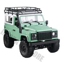 1/12 Scale MN 90K MN 91K 2.4G 4WD RC Car Remote Control Truck Toys Unassembled Kit RC Rock Crawler D90 Defender Pickup Car
