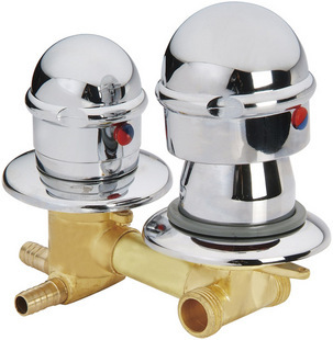 Shower room mixer faucet 2 3 4 5 way water outlet shower room mixing valve shower
