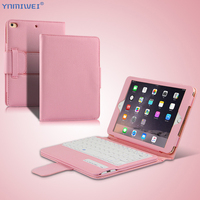 For iPad Mini 5 2019 Wireless Bluetooth Keyboard Case For New iPad Mini 4 Mini5 7.9 inch Tablet PC PU Leather Stand Cover