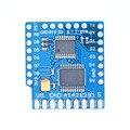 Motor Shield For WeMos D1 mini I2C Dual Motor Driver TB6612FNG (1A) V1.0.0