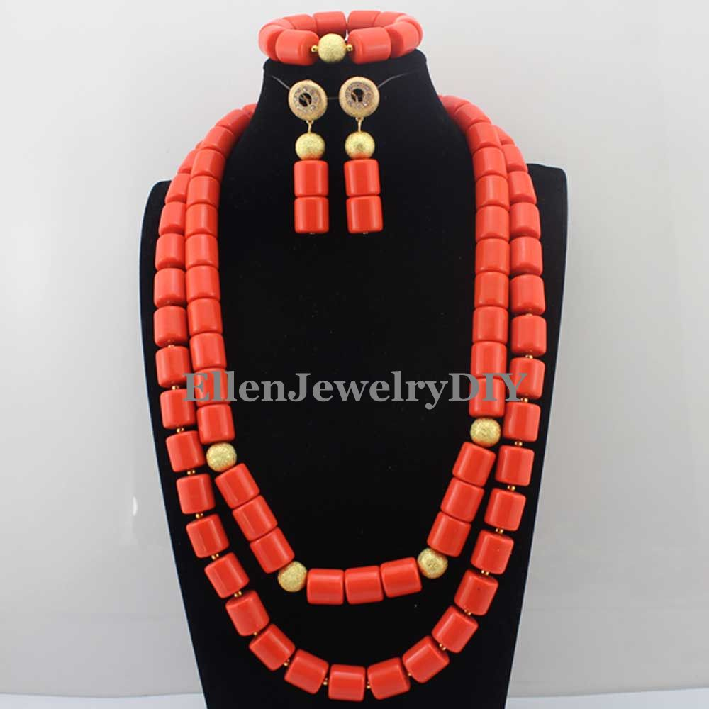 New Orange Fashion nigerian Wedding Coral Beads Jewelry Set Africanm beads Jewelry Sets Free Shipping W13494New Orange Fashion nigerian Wedding Coral Beads Jewelry Set Africanm beads Jewelry Sets Free Shipping W13494