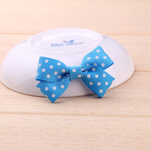 Hot Sale More Style Cute Colth Bow Hair Clip Pin Flower Young Girl Headdress Accessories