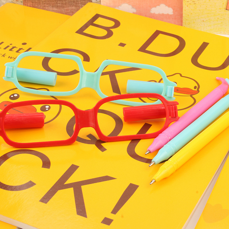P-0207 manufacturers direct marketing creative stationery lovable glasses frame styling  ...