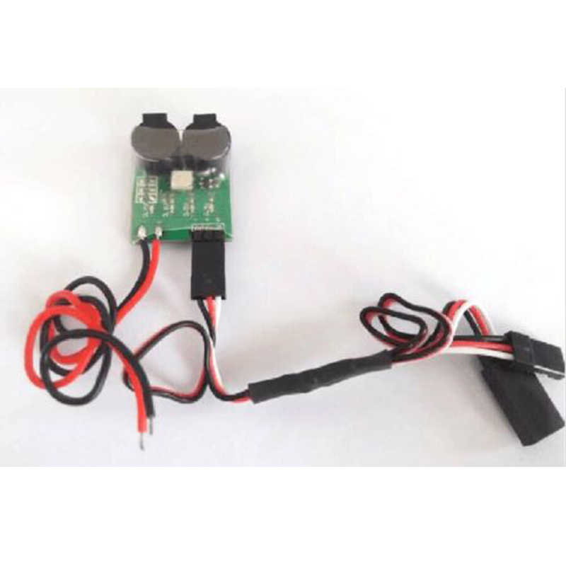 3 In 1 Battery Monitor & Discovery Buzzer Signal Loss Alarm For Matek