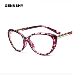 New Fashion Eyeglases Women Un