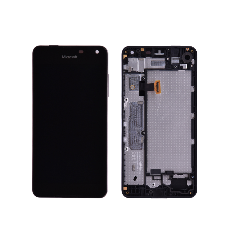 Original For Microsoft Nokia Lumia 650 LCD Display Touch Screen Digitizer Assembly and frame RM-1152 RM-1154 RM-1109 RM-1113 lcdOriginal For Microsoft Nokia Lumia 650 LCD Display Touch Screen Digitizer Assembly and frame RM-1152 RM-1154 RM-1109 RM-1113 lcd