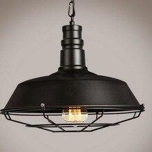 Потолочный светильник Ретро Винтаж подвесной светильник для кофейни одежда для ресторанов магазин
