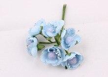 blossom,diy for bouquet,garland hair!