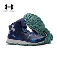 Under Armour Men Verge Mid Basketball shoes Zapatillas hombre deportiva Skid Resistance Comfortable Athletic Training Boots