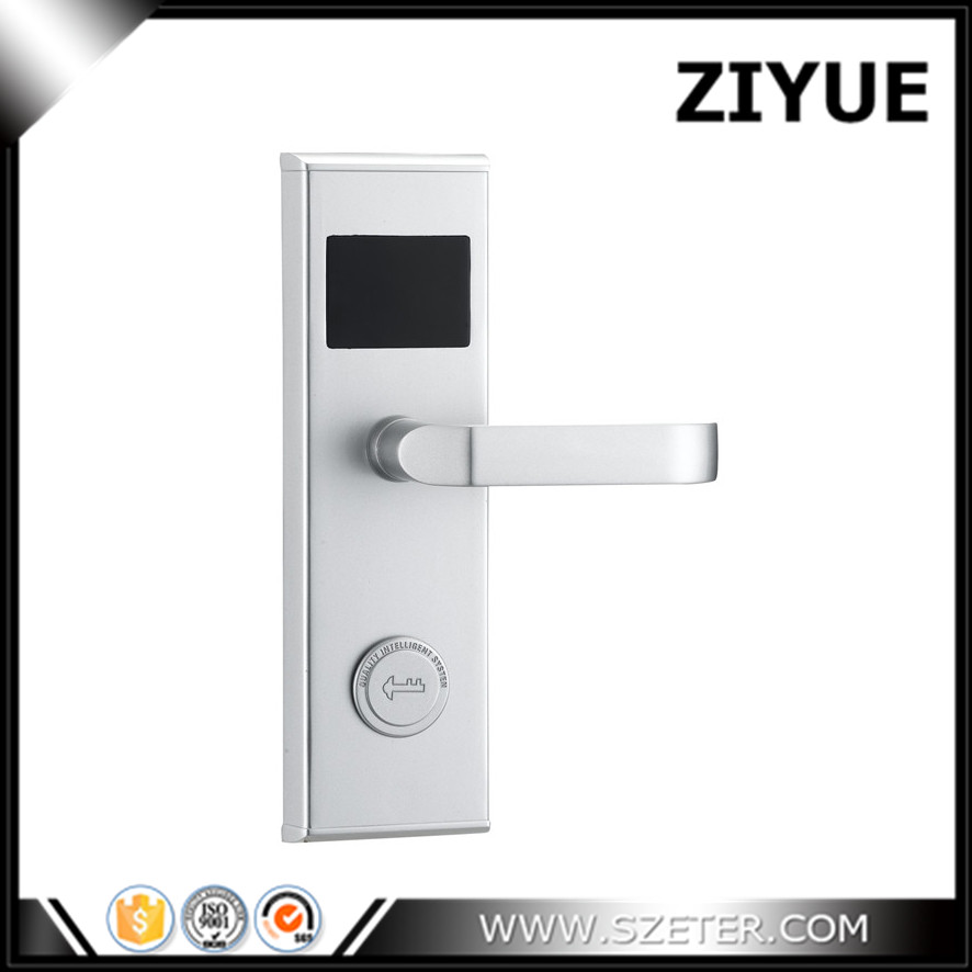 High Quality Stainless Steel Hardware Furniture Door Lock Hotel Room Lock Home Lock with Key    ET1003RF new automatic door closer mayitr household adjustable stainless steel hotel office surface mounted closing device for hardware