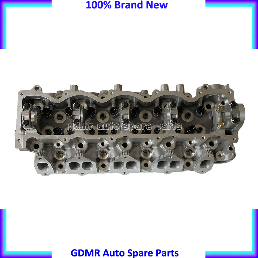 Engine cylinder head WL WL11 10 100E WL51 10 100C 40443225 AMC 908 745 for mazda