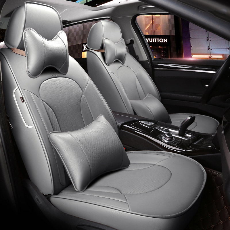 Custom made/ Leather car seat cover For Ford mondeo Focus 2 3 kuga Fiesta Edge & Compare Prices on Car Covers Ford Explorer- Online Shopping/Buy ... markmcfarlin.com