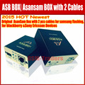 2015 newest version ASB Box / AsanSam Box for samsung flash & unlock , for blackberry &Sony Ericsson Devices Free Shipping