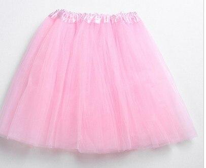 Women Tutu Skirt Long Girls Tutus Pettiskirt