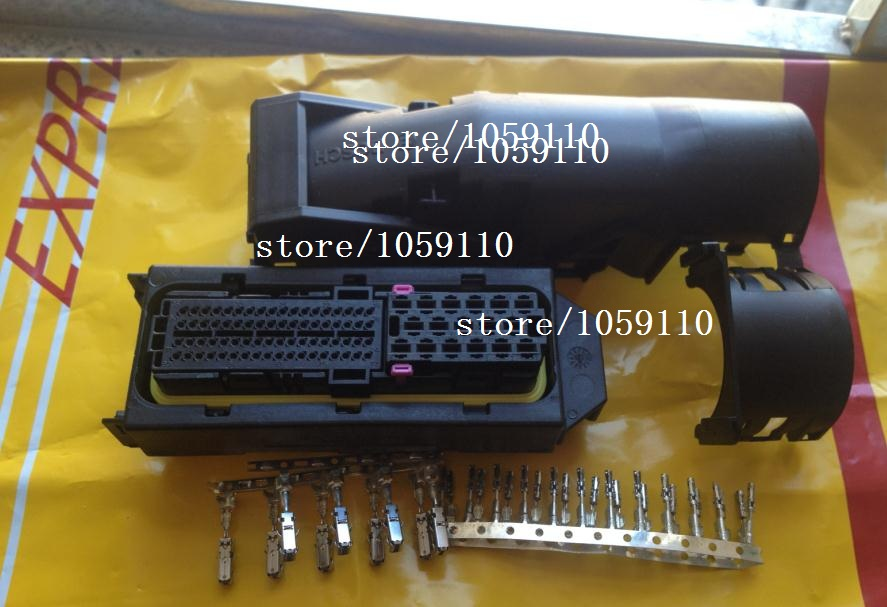 EDC7PC board plug 1928404195 1928404196 89P engine wiring harness connector 1928404195 1928404196 aliexpress com buy edc7pc board plug 1928404195 1928404196 engine wiring harness connectors at crackthecode.co