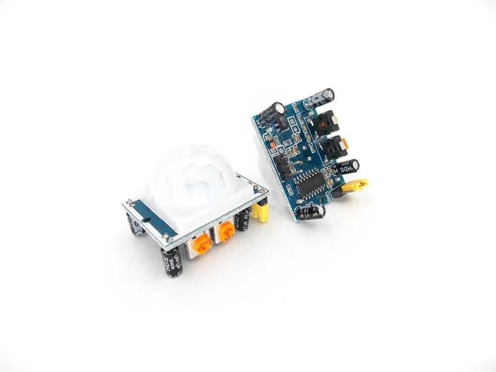 Пир инфракрасный датчик движения детектор
