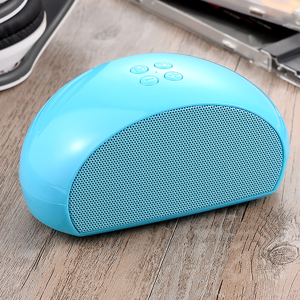 New Super Bass Mini Portable Bluetooth Handsfree phone calling Wireless Speaker Stereo sound effect for music play With TF card