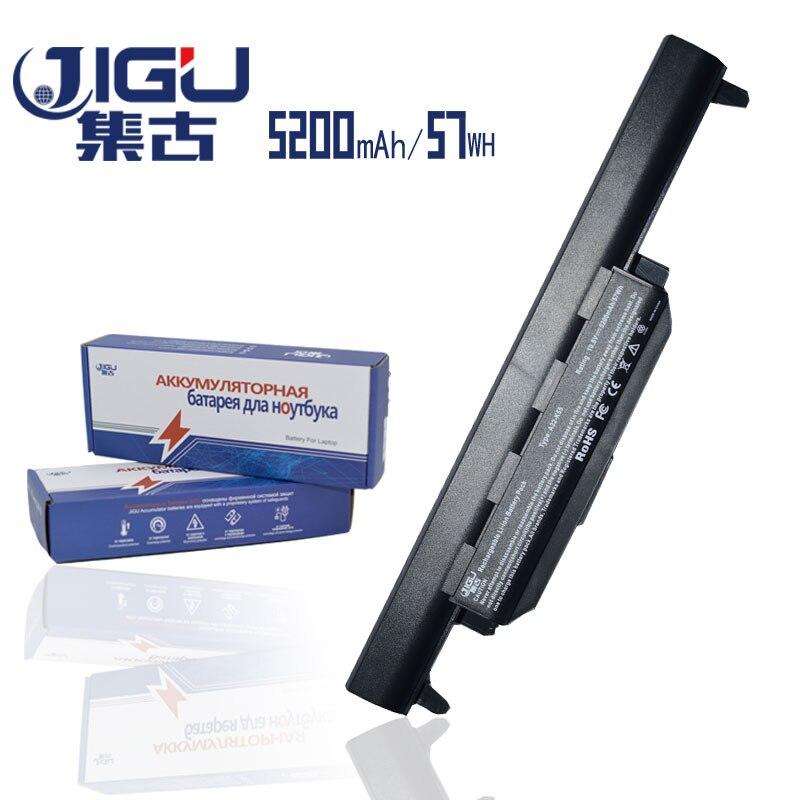 JIGU batería del ordenador portátil para Asus A32-K55 X55U X55C X55A X55V X55VDX75V X75VD X45VD X45V X45U X45C X45A U57VM U57A U57V u57VD R700VM