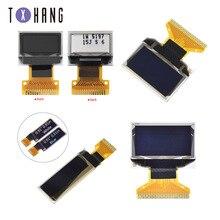 0,49% 2F0.9% 2F0.96% 2F1.3 OLED модуль белый цвет SPI 128X64 IIC I2C% 2FSPI OLED LCD LED Дисплей Модуль SPI Связь