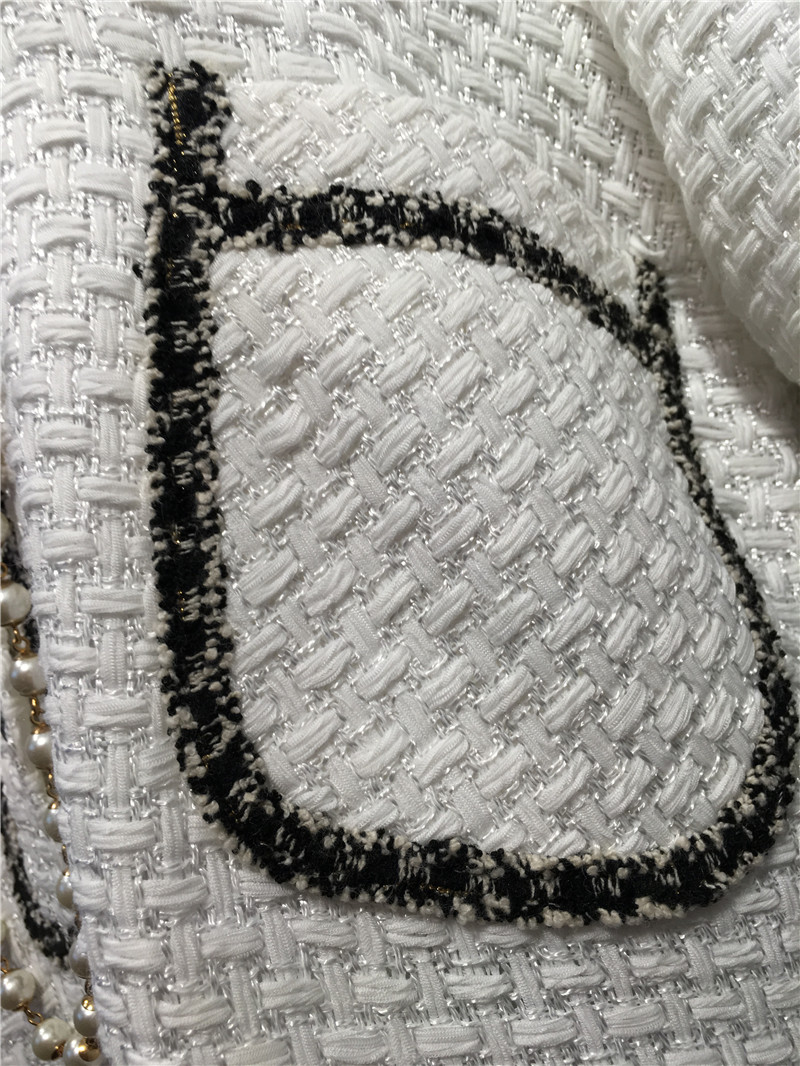 women elegant office dress,custom plus size xs-6xl,tweed winter dress,ladies vestidos de fiesta,tweed autumn White dress 19