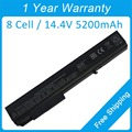8 cell laptop battery for hp EliteBook 8540w 8730p 8730w 493976-001 501114-001 HSTNN-I43C HSTNN-LB60 HSTNN-OB60