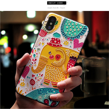 Cute 3D Phone Case For iPhone