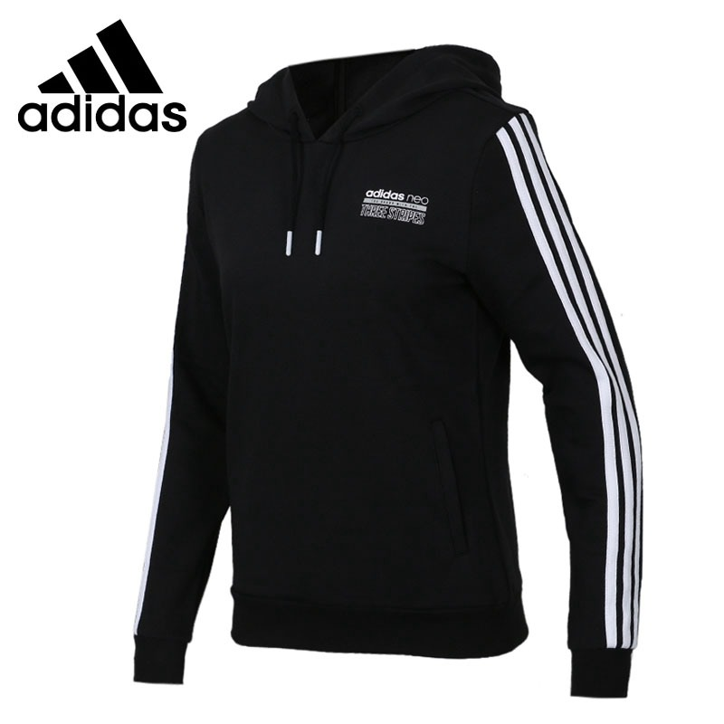 Original New Arrival  Adidas NEO Label CS BBALL HDY Women's Pullover Hoodies Sportswear