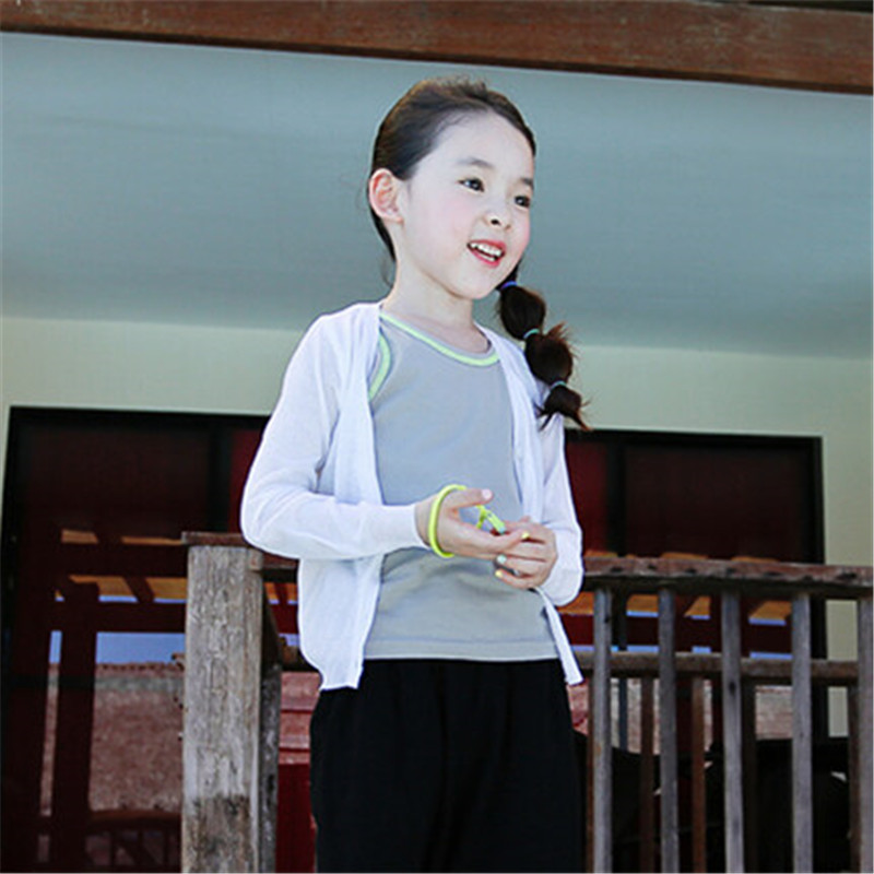 0034cd05143 2018 Girls Cardigan Sweaters Spring Summer Solid Color Cotton Baby Girl  Sweater Kids Knitted Clothing Cardigan Coats AA1687-in Jackets & Coats from  Mother ...