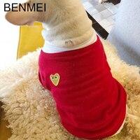 BENMEI Jersey para Mascotas Ropa de Perro Suéter de Punto para Chihuahua Perro Pequeño Cachorro Apparel XS-XL Chaqueta de Abrigo Princesa Traje de la Navidad