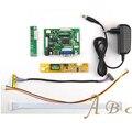 HDMI VGA 2AV LVDS Плате Контроллера + Подсветка Инвертор + 30 Pins Lvds Кабельные Наборы для Raspberry PI 2 1280x800 канал 6 бит TFT LCD панели
