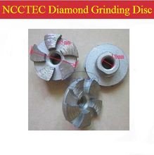"1.4"" NCCTEC diamond grinding CUP wheel FREE shipping 