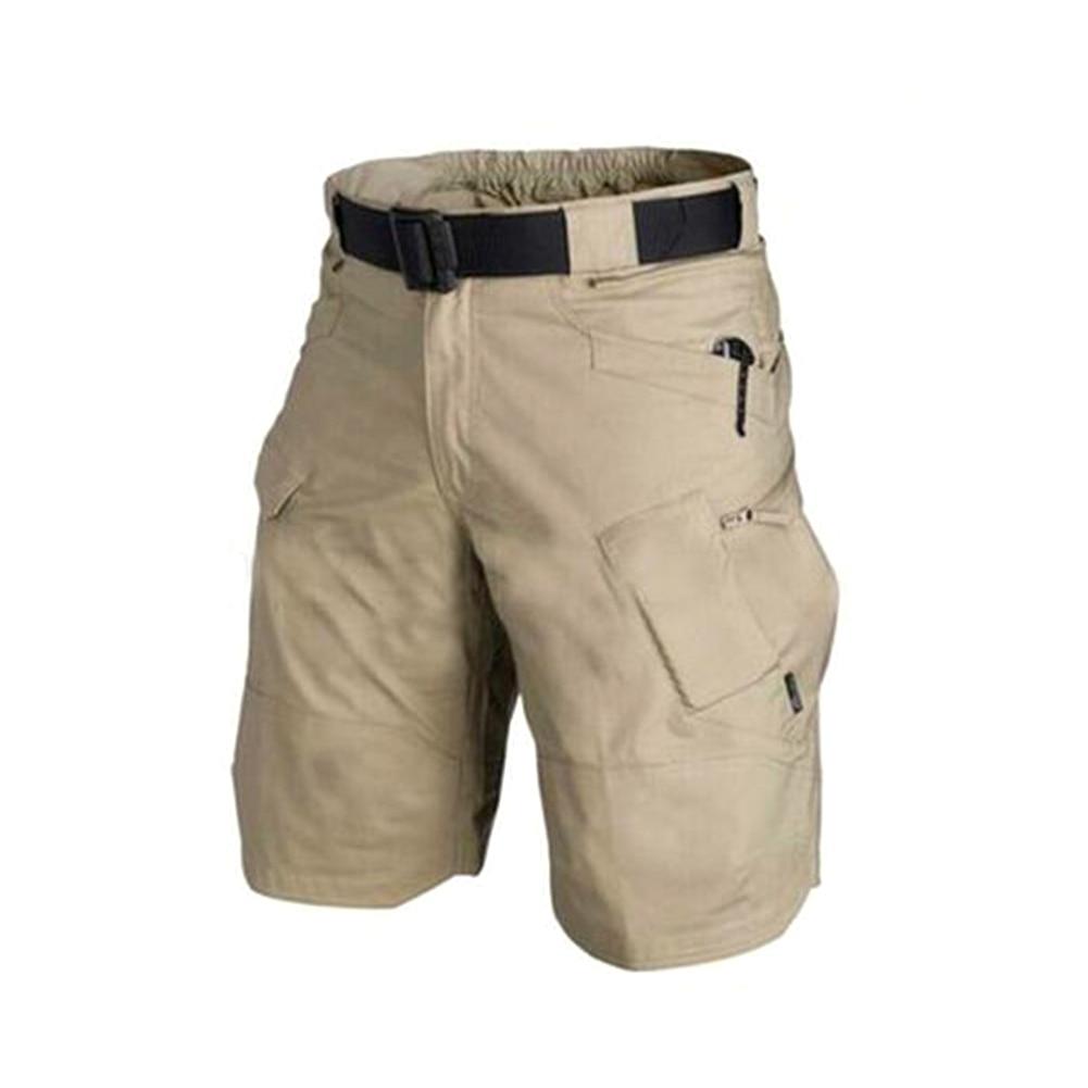 Newly Men's Urban Military Cargo Shorts Cotton Outdoor Camo Short Pants DO99