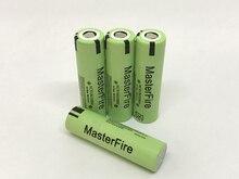 MasterFire 100% Original NCR18650BM 3.7V 3200mAh Rechargeable 18650 Battery Li-ion Batteries high drain 10A Discharge стоимость