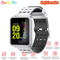 For Huawei P20 Lite P20 Pro P10 Pro Super Definition Large Screen Sports Smart Watch Heart Rate Blood Pressure Monitor Smatwatch