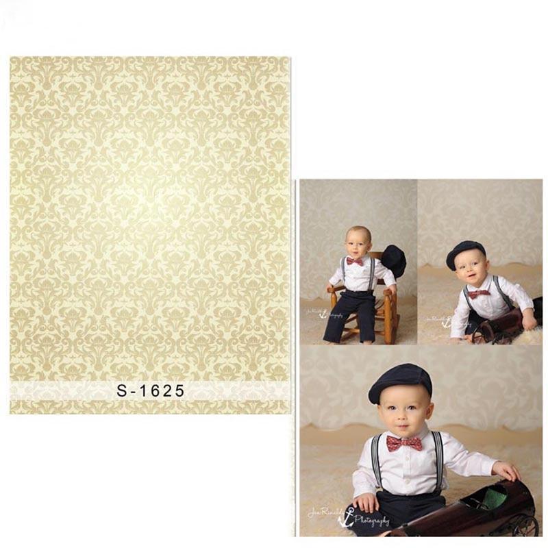 MEHOFOTO Damask Pattern Vinyl Photography pozadí pro děti Nové - Videokamery a fotoaparáty