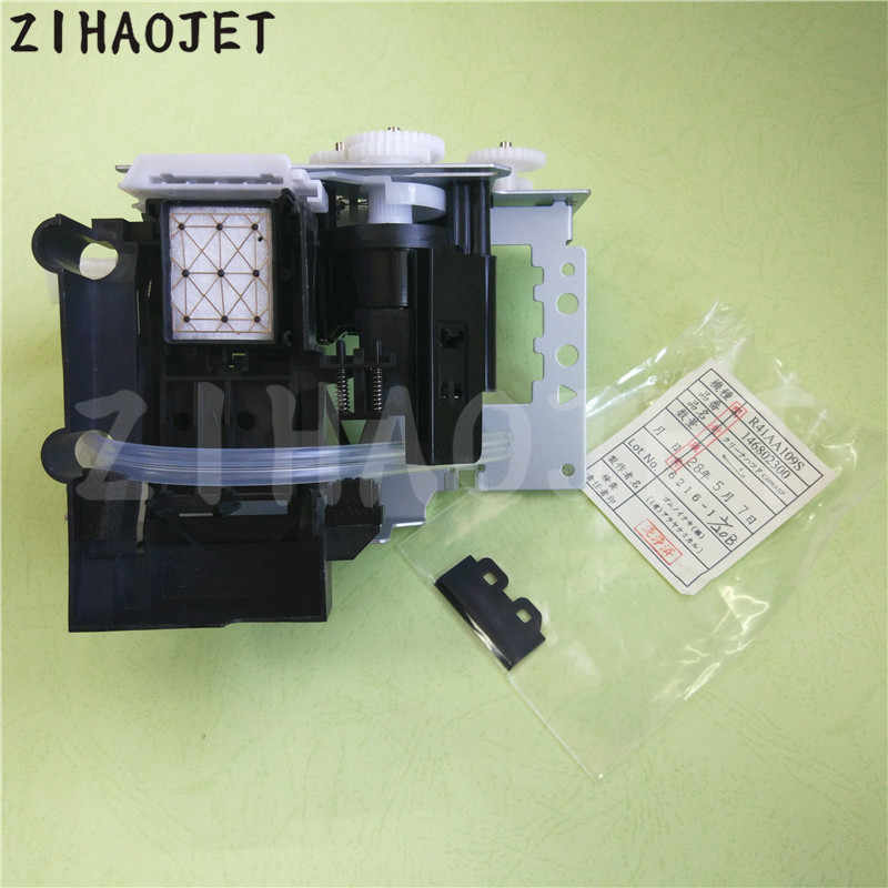 Eco Solvent DX5 Ink Pump Assembly untuk Epson Stylus Pro 7800 7880 9800 9880 Mutoh VJ1604 1204 1624 Printer Cap ASSY Kit Bersih
