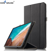 Case Cowhide For Xiaomi Mi Pad 4 MiPad4 Plus Protective Cover Genuine Leather Case For xiaomi Mi pad4 MiPad 4 Plus Tablet cases case for xiaomi mi pad 4 plus wireless bluetooth keyboard protective cover pu leather mipad4 mi pad4 mipad 4 plus 10tablet case
