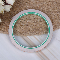 High Quality Double Sided Conduct Copper Foil Shielding Tape Conductive Self Adhesive Heat Insulation 6mmx10m