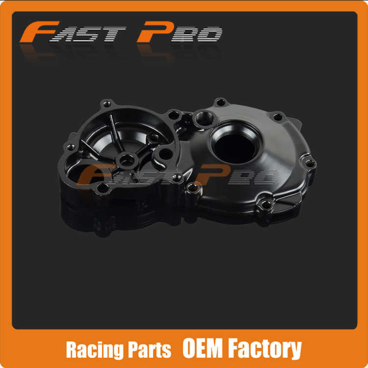 Engine Motor Stator Crankcase Cover For HAYABUSA 1300 1999-2013 1999 2000 2001 2002 2003 2005 2008 2009 2010 2013 Motorcycle funeral for a friend your history is mine 2002 2009
