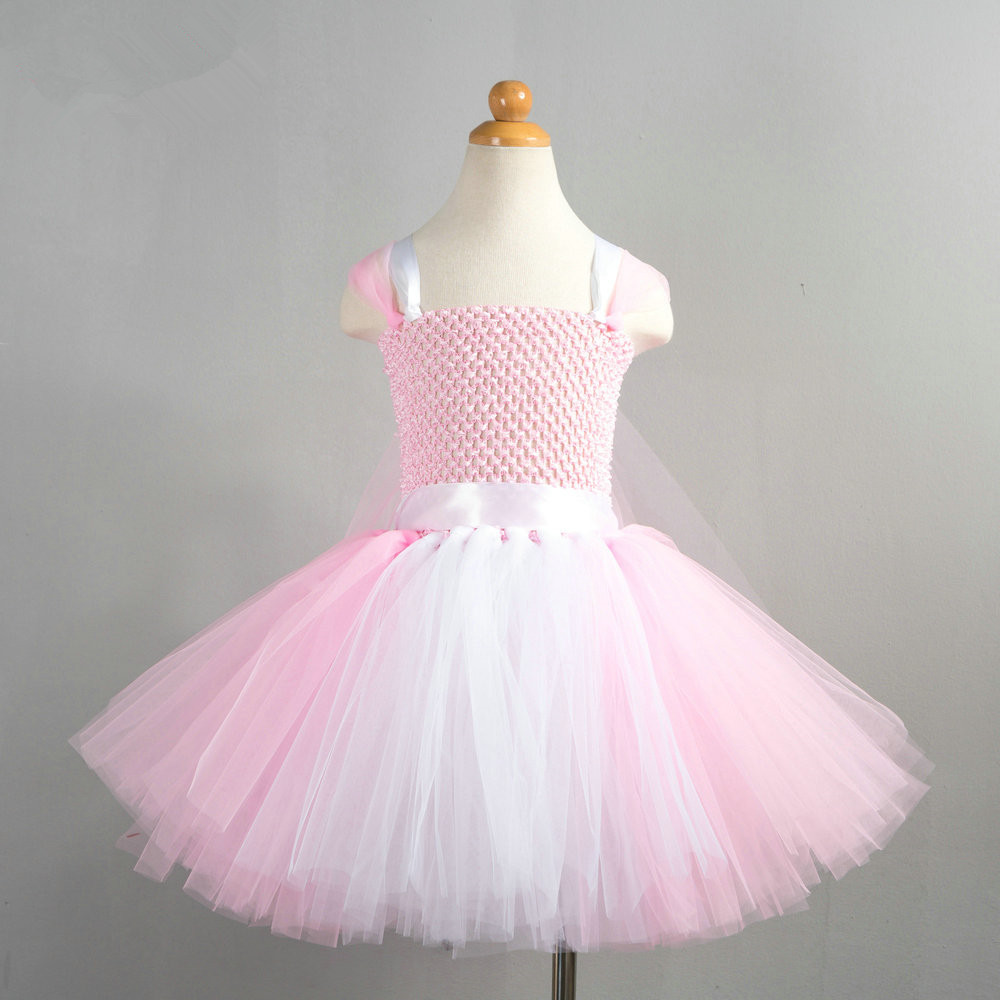 Children Tulle Tutu Dress Girls Clothes Pink Rose Princess Dress Kids Halloween Cosplay Costume Lovely Girl Party Dress Vestidos server hdd for st3000vx000 3tb sata 6gb s hard disk well tested working