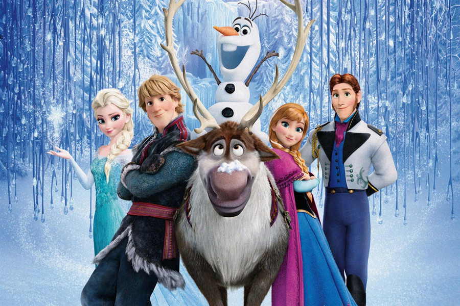 images from frozen - HD2880×1800