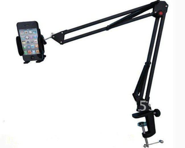 free shipping for all ipad iphone kindle galaxy tab handsfree mount holder for sofa bed worktable also for iphone 5in mobile phone holders u0026 stands from