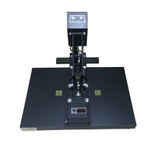 Hot sell flat heat press machine for t-shirt, phone case and so on (38*38)