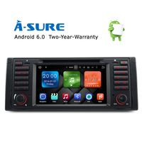 A Sure Android 6 0 2GB RAM 32GB GPS Navigation 7 Car DVD Player For BMW