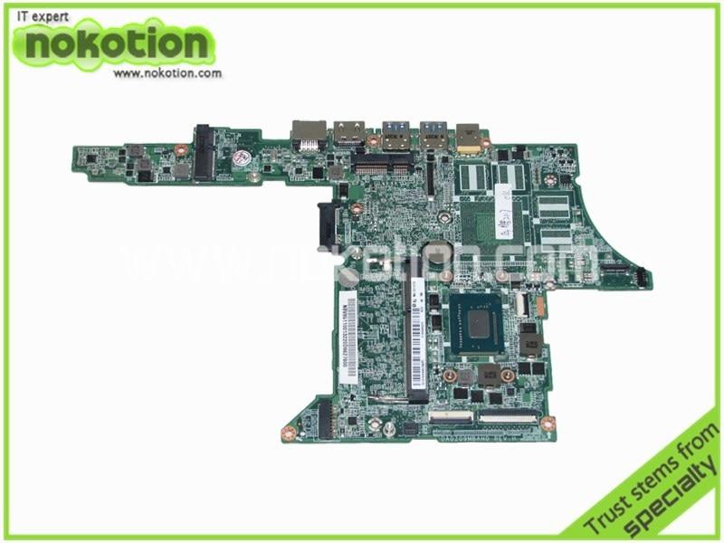 NB.V8511.001 NBV8511001 Main board For Acer M5-481 Laptop motherboard 2177U CPU Onboard DDR3 DA0Z09MBAH0