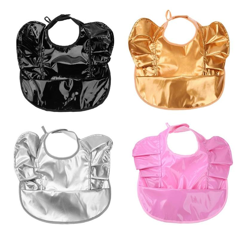 Newborn Baby Bibs Waterproof Cute Soft Newborn Toddler Cartoon Scarf Bib Burp Cloths