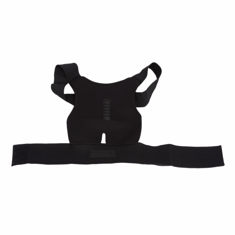 High Quality Adjustable Posture Corrector Belt to Support Back and Spine for Men and Women Suitable to Pull the Back for Body Shaping 16