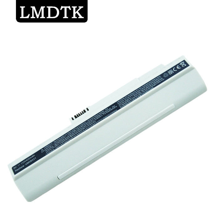 LMDTK New 6cells Laptop Battery For Acer Aspire One A110 A150 ZG5 UM08A31 UM08A71 UM08A72 UM08A73 UM08B74 Free Shipping
