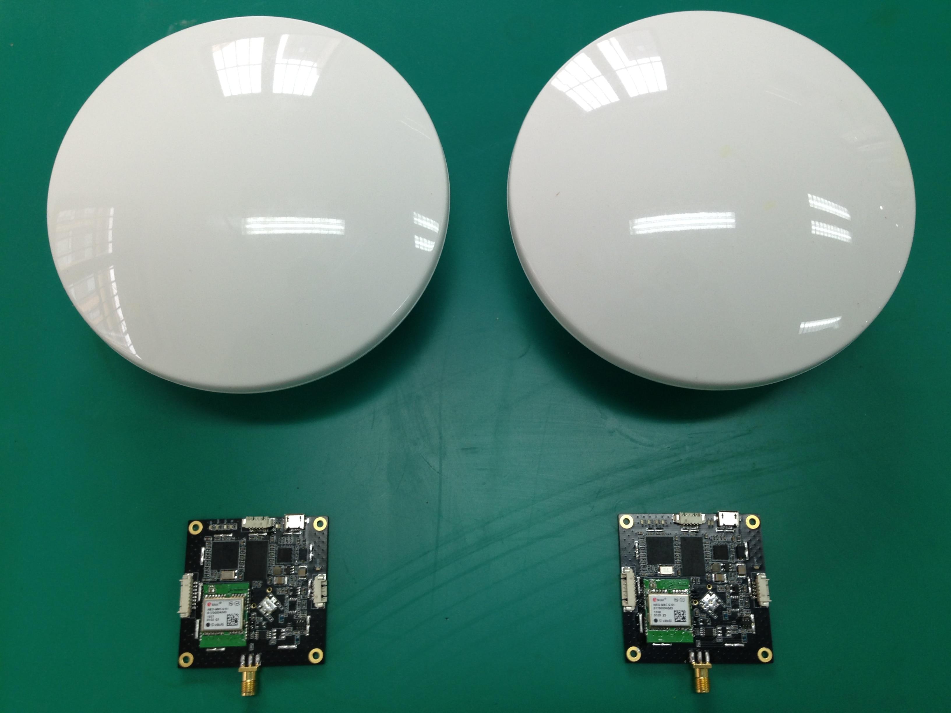 Pour UFLY, Beidou, GPS, GNSS, aéronef sans pilote (UAV) dédié, différentiel, carte RTK (avec version antenne).